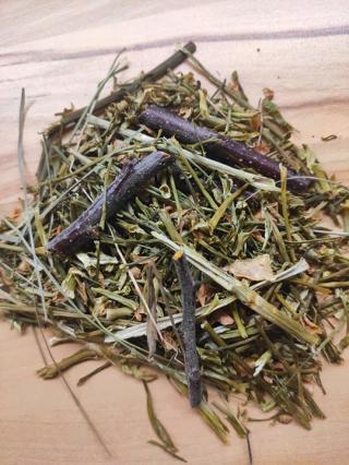 Krmná směs Zdravé zuby - Ebony (balení 1 kg)