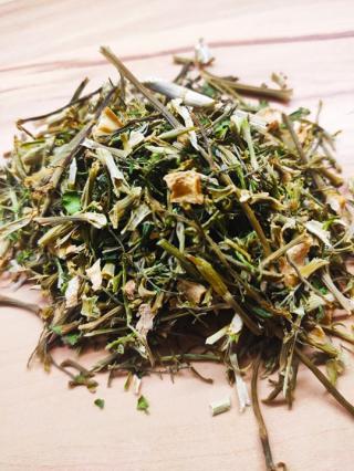 Krmná směs Bylinka - Ebony (balení 500 g)