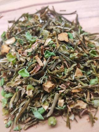 Krmná směs Klasik - Ebony (balení 500 g)