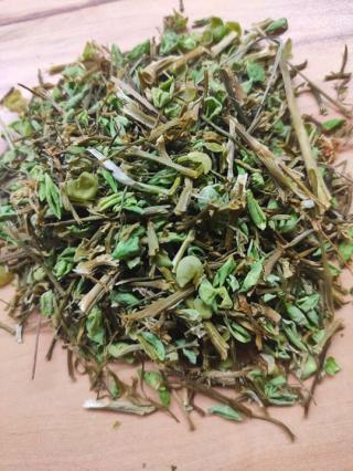 Krmná směs Zelená - Ebony (balení 1 kg)